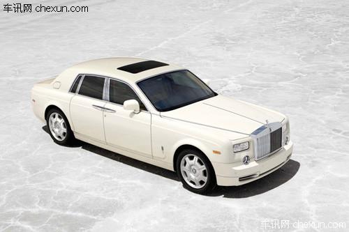 劳斯莱斯幻影最贵车多少钱 劳斯莱斯幻影加长版最贵车多少高清图片