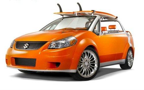 小型SUV 1.4L利亚纳 昌河汽车的新车计划高清图片