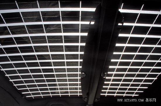 河北双环汽车首款太阳能汽车小贵族面世高清图片